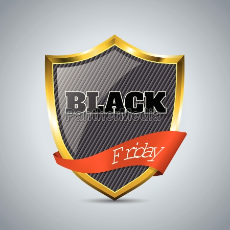 objeto grafico nuevo negro mercado ilustracion