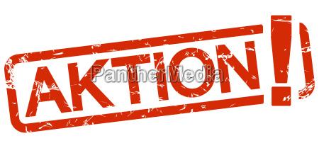 accion sello rojo