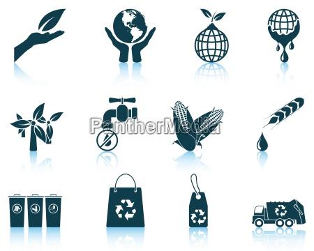 hoja bio medio ambiente poder eco