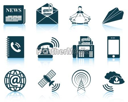 llamar comunicacion satelite fax caliente trafico