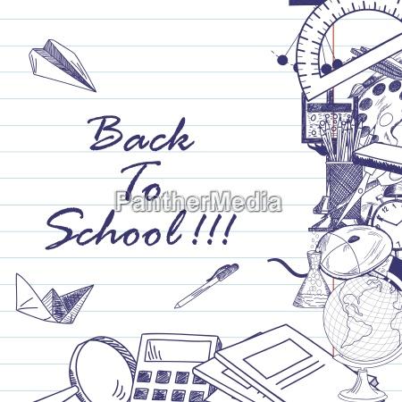 volver a la escuela