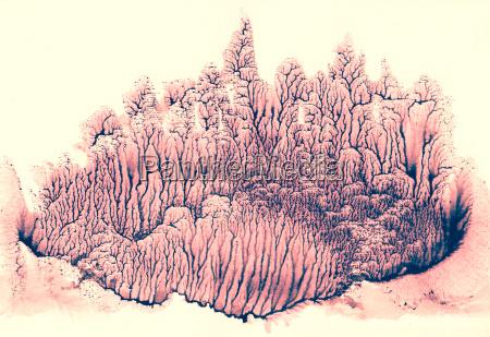 misterioso mundo hermoso ebru tecnica de