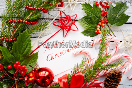 felicidades por la navidad