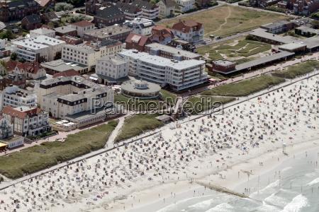 playa de la isla del centro