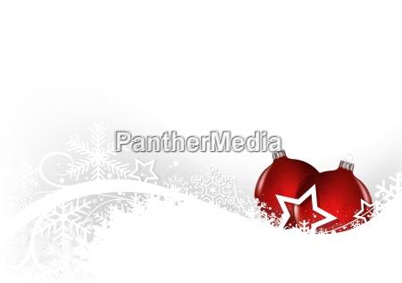 tarjeta de felicitacion de navidad blanca