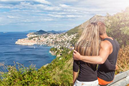 paseo viaje fiesta vacaciones europa turistas