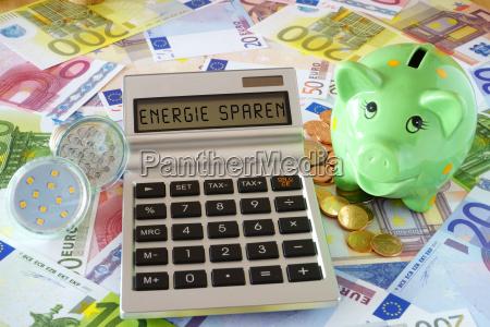 poder ahorrar ahorra calculadora de bolsillo