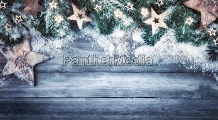 la naturaleza de fondo de navidad