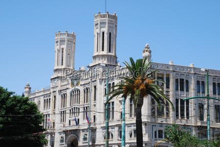 ayuntamiento del palazzo civico del comune