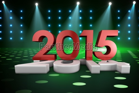 composite image of 2014 and 2015