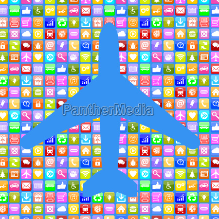 application apps app airplane travel and