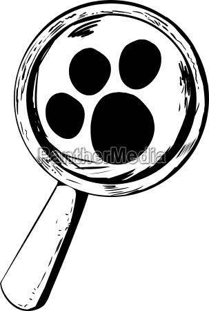 animal cortar dibujos animados rebanada