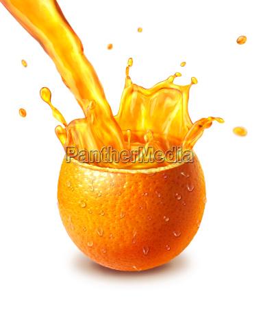 vidrio vaso naranja comida beber bebida
