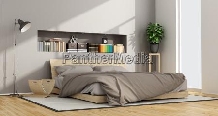 luminoso dormitorio contemporaneo