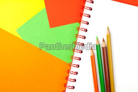 educacion papeleria creativo cuaderno productos de