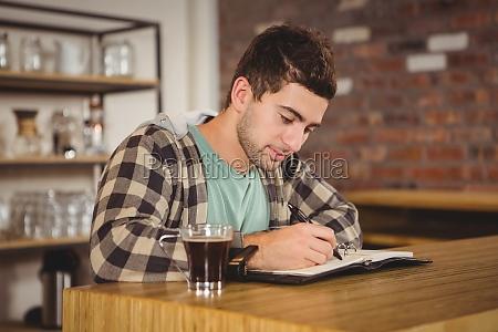 cafe restaurante vidrio vaso escribir beber