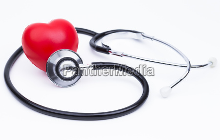 estetoscopio y corazon
