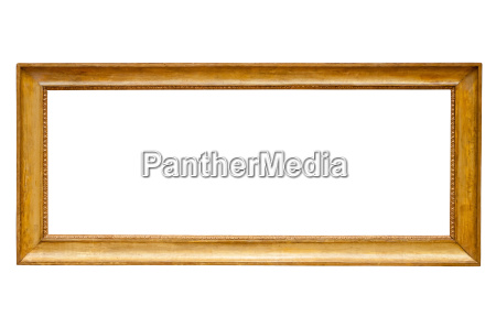 rectángulo, marco, de, oro, decorativo - 15785712