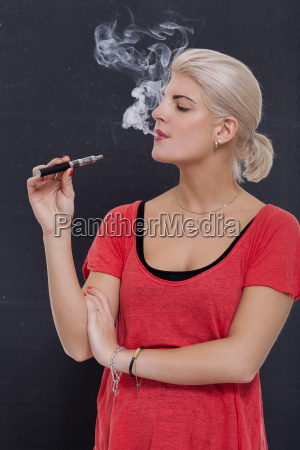 humo fumar cigarrillo retrato vapor humedecer