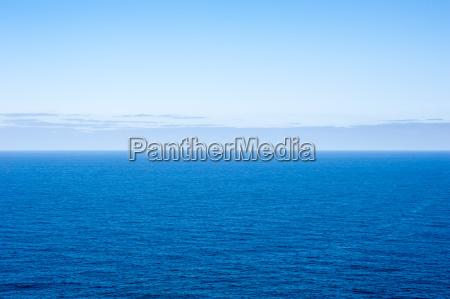 azul liquido medio ambiente horizonte espacio