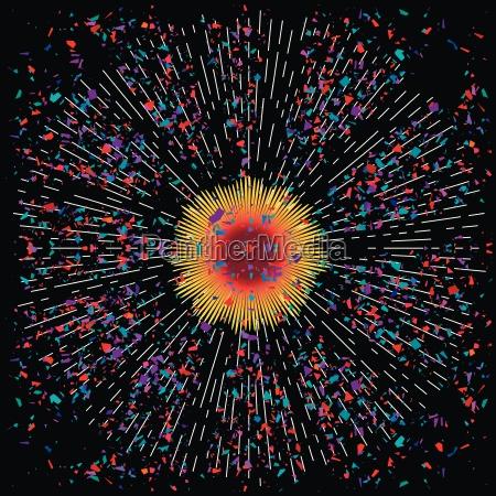 movimiento en movimiento peligro enorme arte