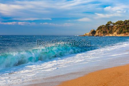 lloret de mar on the costa