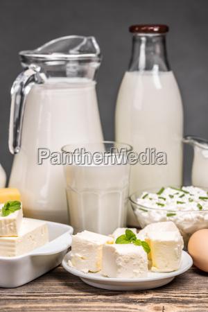 productos lacteos frescos