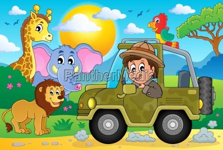 safari theme image 1