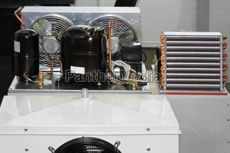 unidad de compresor de refrigeracion