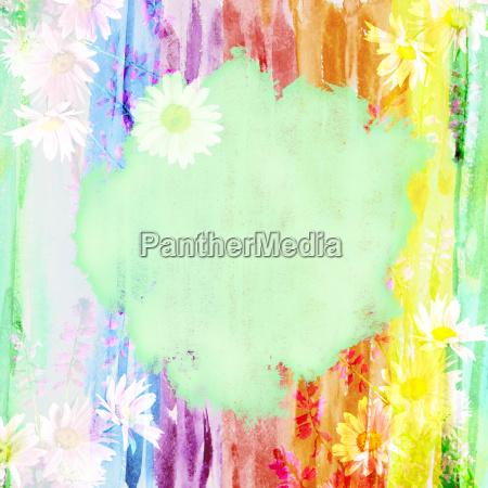 hermoso bueno arte color disenyo flor