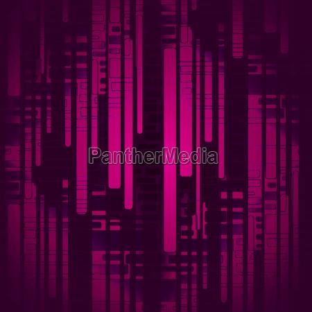 moderno purpura violeta brillante abstracto geometrico