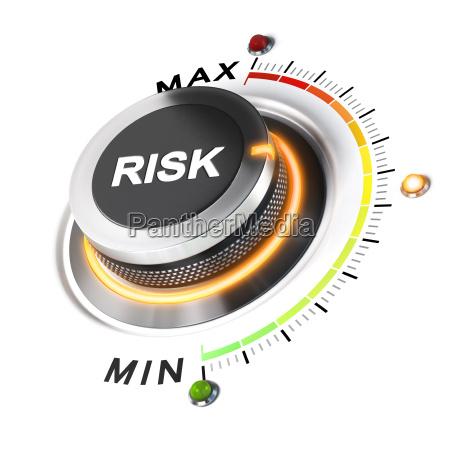 nivel de riesgo aceptable