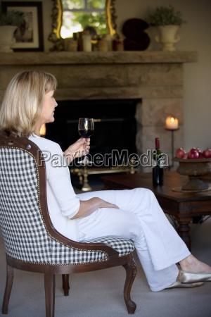 mujer silla personas gente hombre vidrio