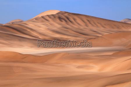 horizonte desierto fiesta vacaciones africa namibia