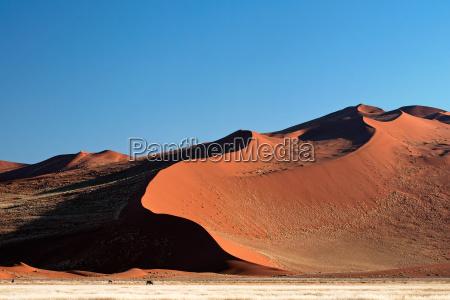 desierto africa namibia duna maravilla natural