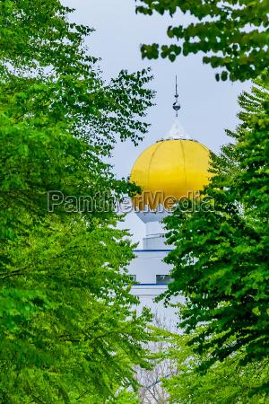 templo dorado estilo de construccion arquitectura