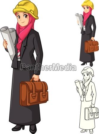 arquitecto musulmanes empresaria rosa que lleva