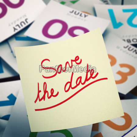 nota seminario fechas recordar disenyo fecha