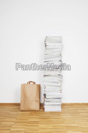 orden acuerdo revista apilar bolsa disposicion