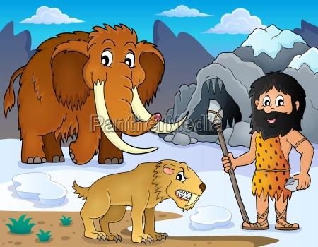 imagen tematica prehistorica 2