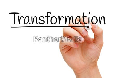 conversion remodelar transformacion transformar lapso implementacion