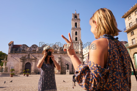 turismo femenino en cuba mujeres amigos