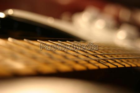 musica musical electrico guitarra cuello que