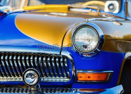 vintage coche clasico