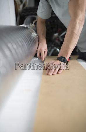 trabajo artesano renovacion interior precision habilidad