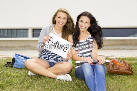 carrera educacion futuro mochila los estudiantes