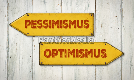 guidepost pessimism or optimism
