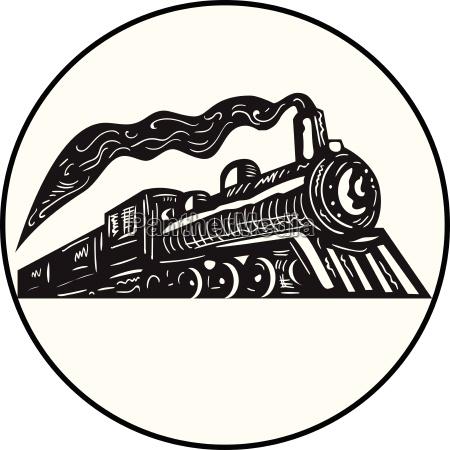 tren vehiculo transporte trafico