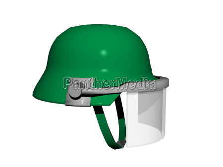 protective helmet exempted