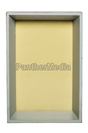photo frame with yellow background